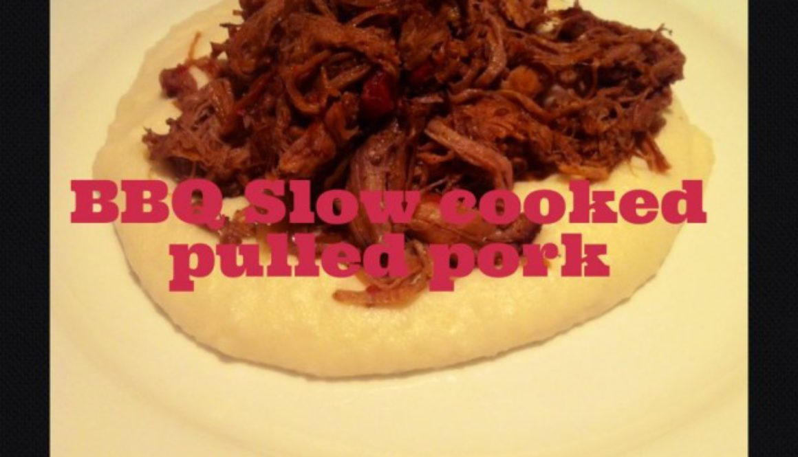 Slow Cooked BBQ Pulled Pork