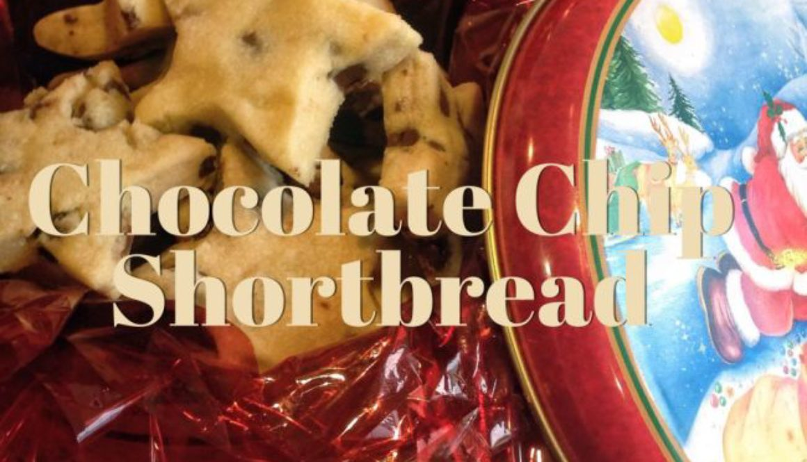 Nola's Chocolate Chip Short Bread (Thermomix Method Included)