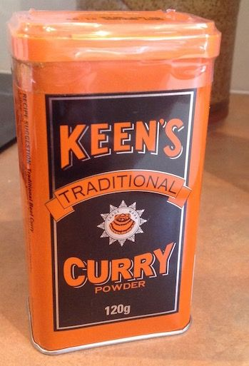 Keen's Curry Powder