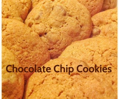 Chocolate Chip Cookies (Thermomix Method)