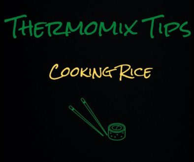 Thermomix Tips – Cooking Rice